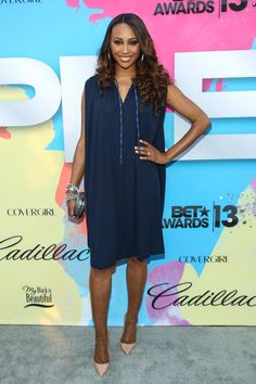 Cynthia Bailey's Mystery Illness: Reality Star Remains Tight-Lipped (VIDEO)