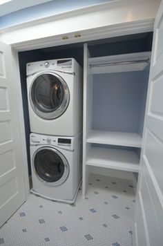 N. Jackson Street - Arlington - traditional - laundry room - dc metro - D.W. Dively Construction Services