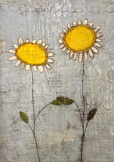Jenni Horne is an artist and art educator. This site shows a portfolio of her personal work as well as workshop opportunities available. Decorative Painting Projects, Art Projects, Acrylic Painting Flowers, Collage Art Mixed Media, Encaustic Painting, Motif Floral, Whimsical Art, Drawing, Zentangle