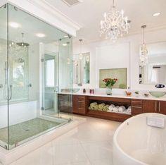 The perfect bathroom