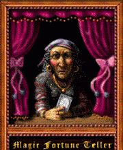 Fortune Telling and Magic.