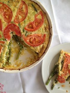The other day for breakfast, I made a similar quiche with smoked salmon and grated yuca as a crust, but the pictures I took were really bad. So, I didn't think that I could create this post, while still in the US. (The light quality in Florida is surprisingly not good compared to my own kitchen in…