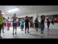 ▶ Zumba Fitness / In the Summertime/ Dancehall - YouTube (I like the choreography for this one).