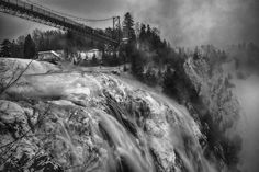 Chute Montmorency Quebec Photo by Ty Matik -- National Geographic Your Shot