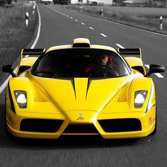 Awesome! Ferrari Enzo XX Edo Competition