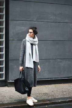 Winter trends | Layers of grey