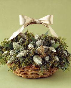 decorating baskets - Google Search