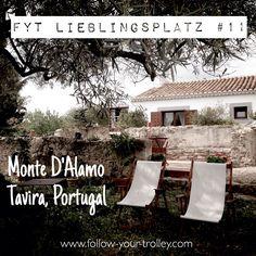 favorite places >>> Monte do Alamo, Algarve, Portugal  www.follow-your-trolley.com