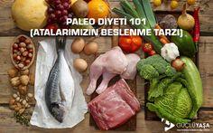 Paleo diyeti bir zamanlar dünyadaki en popüler diyetlerden biriydi. Ne olduğunu merak edenler için işte Paleo diyeti... #diet #diyet #paleo #düşükkarb #fitlife #fityaşam #beslenme #sağlık #sağlıklıyaşam #sağlıklıbeslenme #nutrition #vücut #zayıflama #kiloverme #kilo #supplement #protein #türkiye #güçlüyaşa