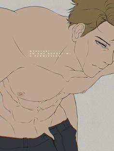 Hot Anime Boy, Anime Love, Fanarts Anime, Anime Characters, Manga Anime One Piece, Nanami, Seven Deadly Sins Anime, Handsome Anime Guys, Fujoshi