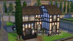 The Sims 4 - House Building - Lidview Tudor SQ