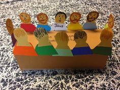 Children's Bible Lessons: Lesson - The Last Supper