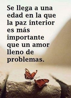 Amor Quotes, Wisdom Quotes, True Quotes, Motivational Quotes, Spanish Inspirational Quotes, Spanish Quotes, Love Phrases, Love Words, Positive Phrases