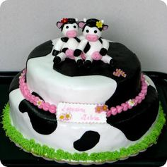 63 Best Cow Cakes Images In 2016 Cow Cakes Birthday