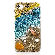 The beach phone case