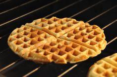 Ho provato a fare la ricetta Waffle Americani e sono venuti molto bene