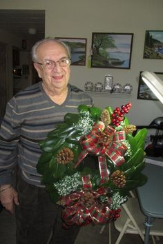 Resident Artist: Thomas - Heritage at Dover Senior Living Community, DE