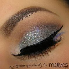 Silver eyeshadow Check out Dieting Digest