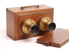 Dallmeyer Stéréo - Antiq Photo - Musée - [( 03. Stéréoscopie|supprimer_numero)] - Achat, vente et estimation gratuite d'appareils photos anciens, de photographies de collection et de daguerréotypes.