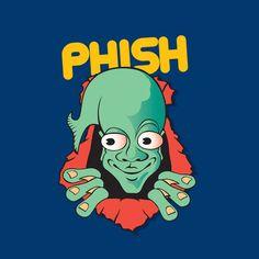 PHISH — SCHAAF DESIGN
