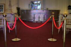 New today are our gold posts & ropes, which add a 'VIP' feel to any event or occasion. #ropesandposts #vip http://ow.ly/IQH830bDmta