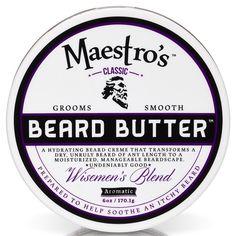 Wisemen's Blend Beard Butter