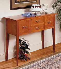 Classic Sideboard This Traditional Sideboard Is A Cross Between A Side Table  And A Cupboard. Basically Itu0027s A Small Storage Case On Legs.