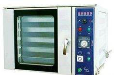 Bakery electric 5-deck convection oven