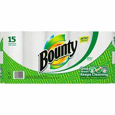 Paper towels are constantly being used at the Buddy Foundation, and we can never have enough of them!