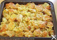 Chefkoch.de Rezept: Kartoffelauflauf