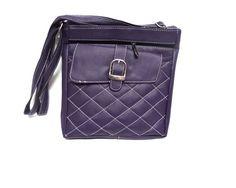 PURPLE sling bag SB138 for more details visit www.streetbazaar.in #fashion #style #cool #purple #sling #bag