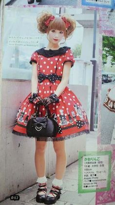Ameblo from Gothic  Lolita Bible in Fantastic Dolly