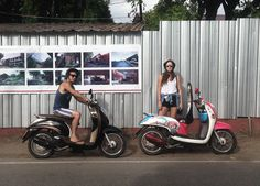 Daily life in Chiang Mai takes place on motorbikes. If you are looking for some advice before renting a bike, this is your article.