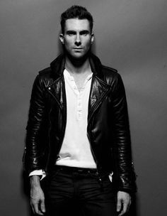 Adam Levine...not usually my type, but he got damn hotter as time passed