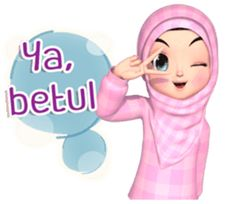 Meet sweet girl Amarena Muslim hijab cute and lovely girl, to cheer up your daily conversation.