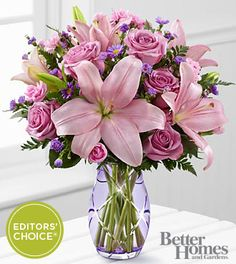 The FTD® Graceful Wonder™ Bouquet by Better Homes and Gardens®- Deluxe