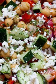 20 Summer Salads You Can Whip Up in 20 Minutes or Less via @PureWow