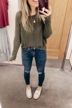 Casual Fall Outfits That Will Make You Look Cool – Fashion, Home decorating Fall Outfits For School, Cute Casual Outfits, Spring Outfits, School Wear, Autumn Outfits, Casual Clothes, Cute Everyday Outfits, Cute Outfits For Dates, Cute Fall Clothes