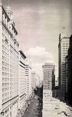 Main Street, Dallas, Texas, 1930s