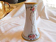 Nippon Porcelain Hat Pin Holder