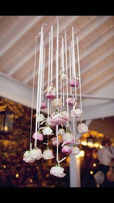 upside down umbrellas with lighting inside | cafe style ...