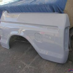 Nice fiberglass replacement rear quarter panels including the tailight corner. Replace rusted or damaged panels with light weight fiberglass that never rusts. 1979 Ford Bronco, Ford Trucks, Corner, Body Parts, Nice, Parts Of The Body, Nice France