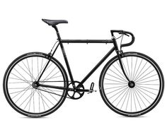 This Fixed Gear complete bike is equipped with a caliper brake on front and rear. Description from kunstform.org. I searched for this on bing.com/images