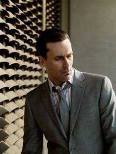 Don Draper Grey Suit