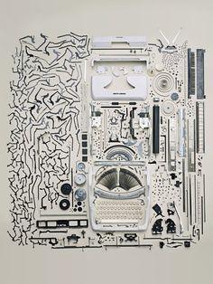 Eis alguns teardowns requintados de algumas máquinas do cotidiano