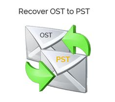 Recover data comfortably using OST to PST tool