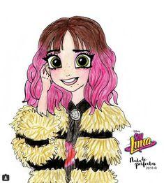 73 Fantastiche Immagini Su Soy Luna Kawaii Drawings Beautiful