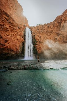 Havasupai Hike Arizona
