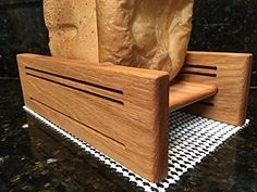Amazon.com: Horizontal Three Thickness Bread Slicing Guide with Pad: Handmade