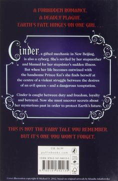 Cinder (The Lunar Chronicles #1), Marissa Meyer